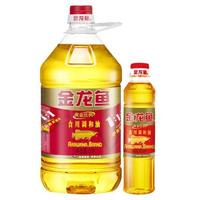 5L+400ml金龙鱼非转黄金比例食用调和油